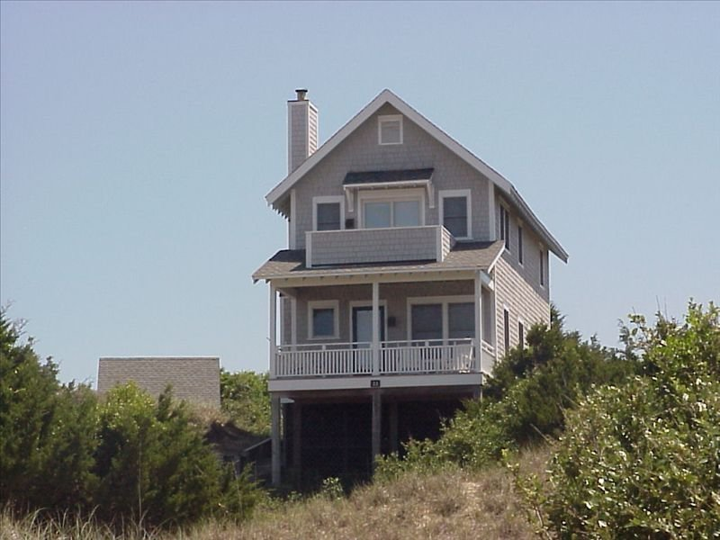 Oceanview: Sundance * Bald Head Island, vacation rental in Southport