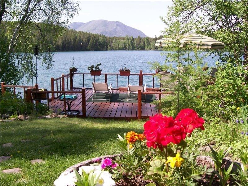 Scenic Lakefront by Glacier Park, vacation rental in West Glacier