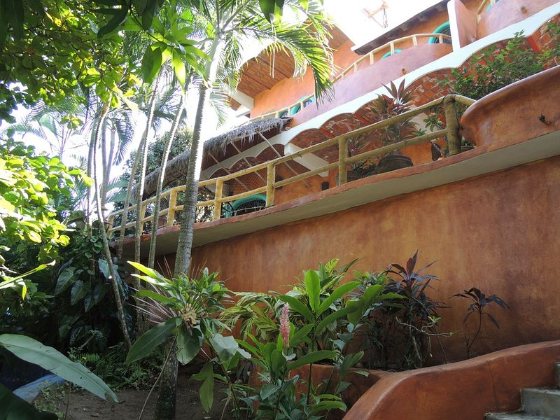 Sayulita, Mexico, INCREDIBLE OCEAN VIEWS,, holiday rental in Sayulita