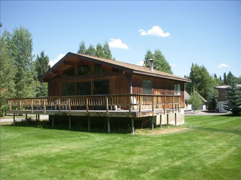 419 River Run Drive-Great Winter & Summer Family Home in Town., holiday rental in Ketchum