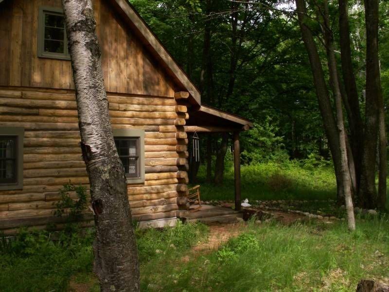 Rustic Log Cabin / Farm Vacation / Romantic Getaway, location de vacances à Rhinelander