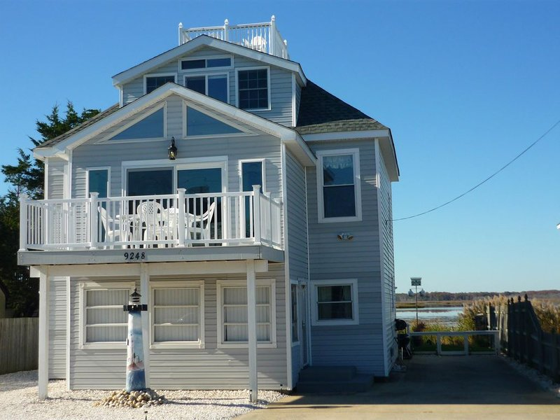 The Lookout - Pets Welcome,  Fenced Yard, Prime Hook Beach, holiday rental in Broadkill Beach