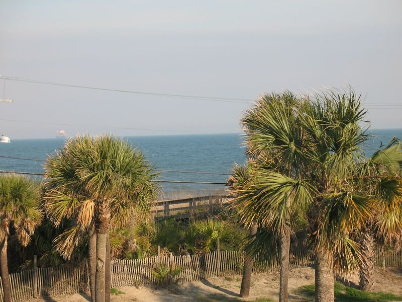 Beach and Ocean Panoramic View, alquiler de vacaciones en Daufuskie Island