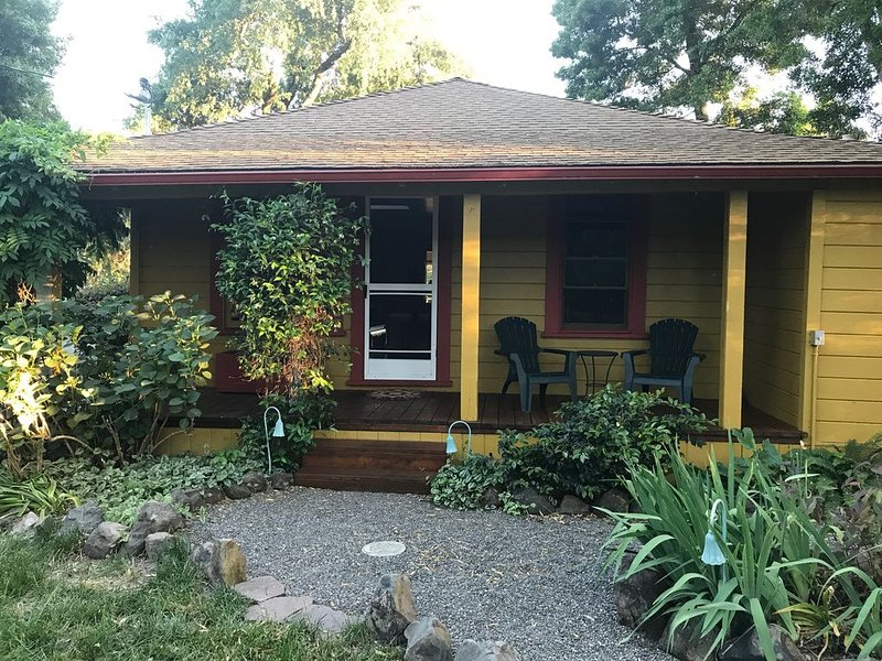 The Temple, Located On Sonoma's Eastside - Summer Solstice Special, vakantiewoning in Vineburg