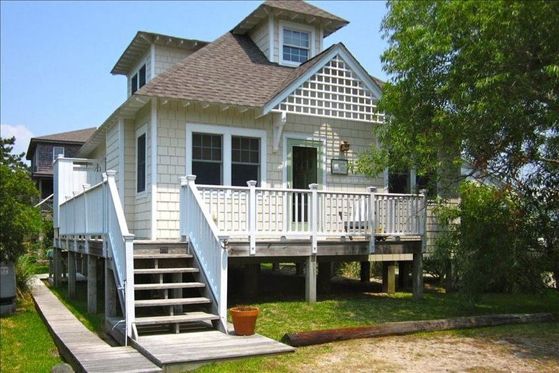 'Baby Duck' -Make Memories in Our Charming Island Bungalow, aluguéis de temporada em Ocracoke