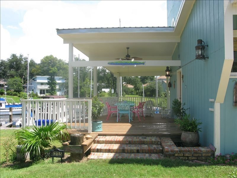 The coolest cottage in Ocean Springs!, holiday rental in Ocean Springs