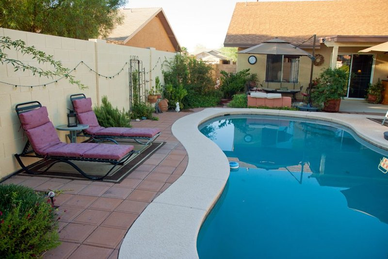 Ideal Private Oasis In The Sonoran Desert - Perfect Homebase To Travel Or Relax., alquiler de vacaciones en Tucson