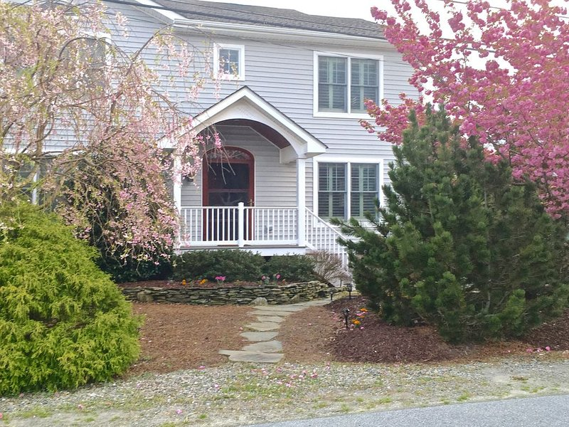 * Adventure Awaits * 140 Steps to the Beach* Classy, Cozy Retreat Sleeps 15, vacation rental in Lewes