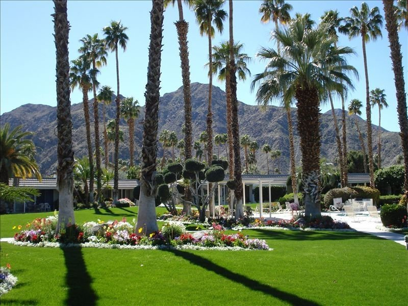 Luxury 2 Master Suite Condo. Quiet, Spectacular Mountain View, holiday rental in Indian Wells