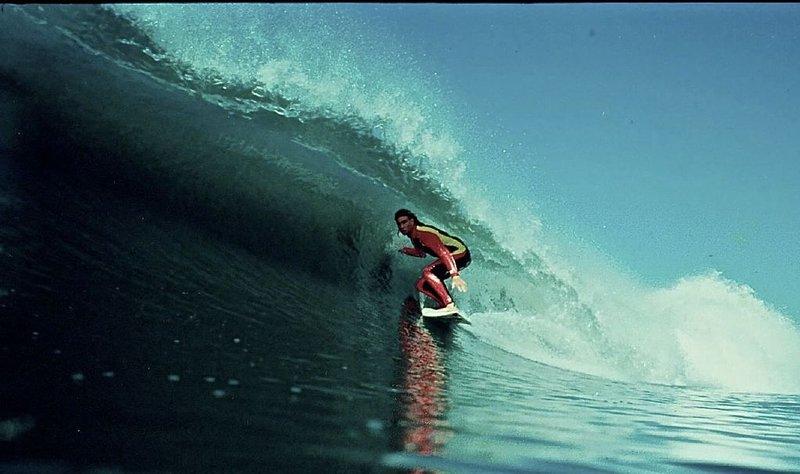 La Jolla Shores has some great surf!