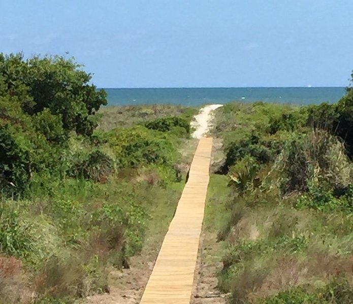 IOP OCEANFRONT HOUSE (not a condo) Private Boardwalk to Beach & 5*LOCATION, alquiler de vacaciones en Isle of Palms