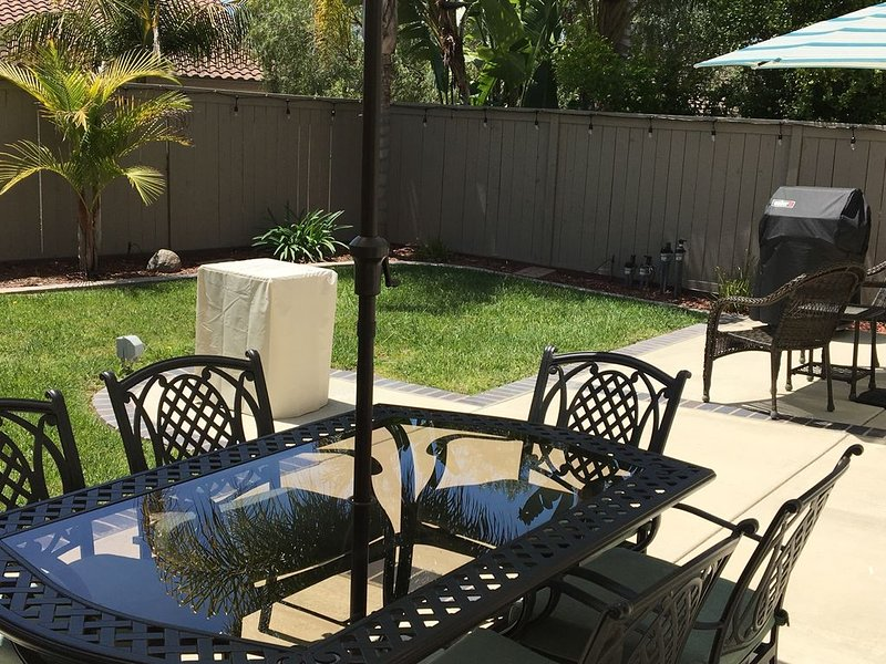 RELAX AND ENJOY THIS 'JEWEL' IN CARLSBAD, vacation rental in Lake San Marcos