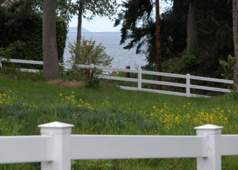 Waterview of Puget Sound from property.