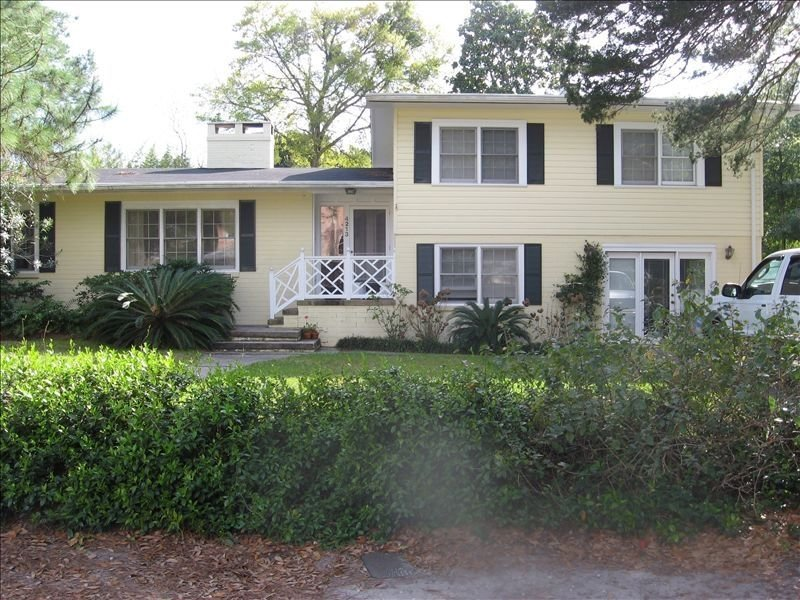 Prater Cottage- 4213 8th Street, East Beach, St. Simons Island, GA