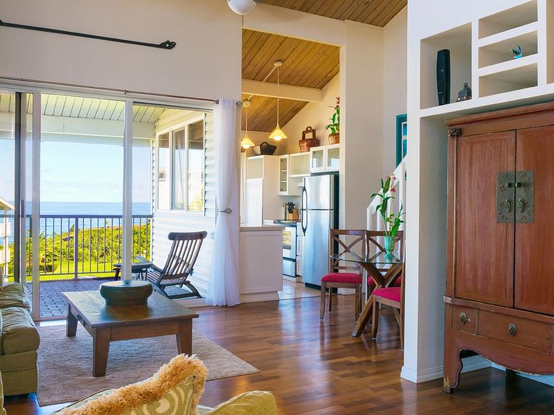The Most Desirable Condo At The Cliffs Resort!, vacation rental in Princeville