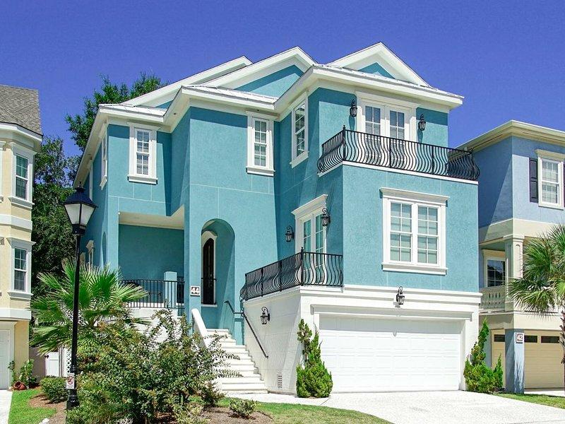 Brand New Ocean Oriented Home Built In 2017, casa vacanza a Bluffton