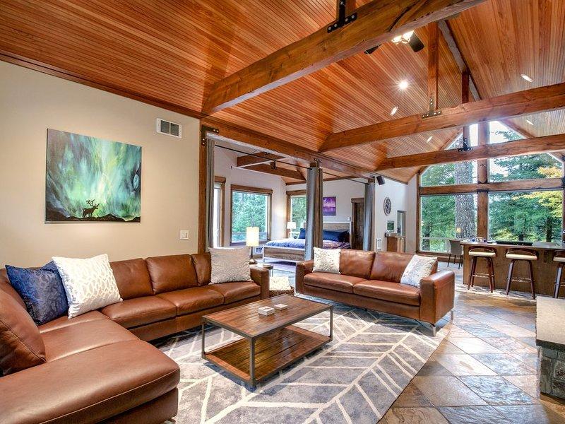 Elk River Estate (Guest House), alquiler vacacional en Fall City