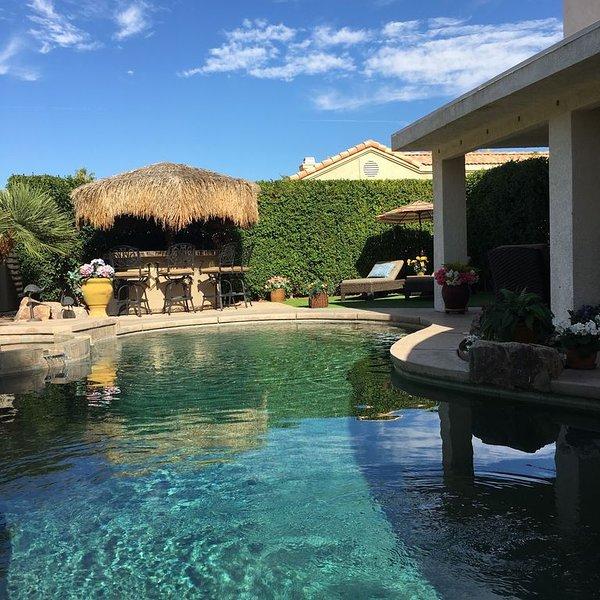 Villa Margarita-This Charming Oasis in the Desert is your Get-Away Destination, alquiler de vacaciones en Indio