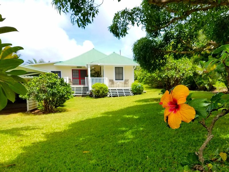 Hawi Haven!!  Come for a fun and relaxing time away!, vacation rental in Hawi