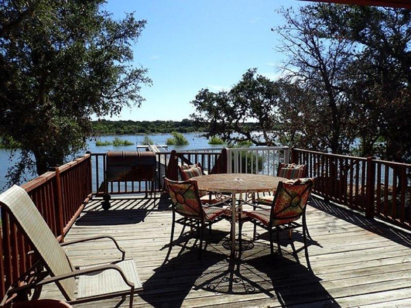 Lake Buchanan B & R Lodge, vacation rental in Buchanan Dam