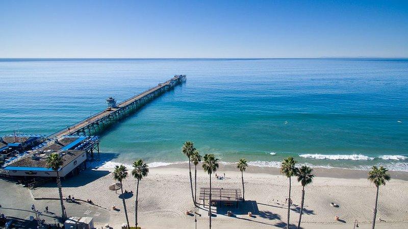 Big Fish Luxury Beach Condo, alquiler de vacaciones en San Clemente