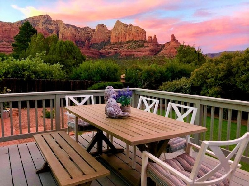 Spectacular Sedona,  Sunrise to Sunset!, vacation rental in Sedona