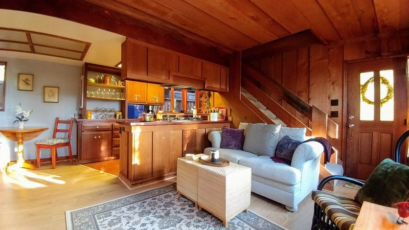 Cardiff Cottage in The Pines, alquiler vacacional en Cambria