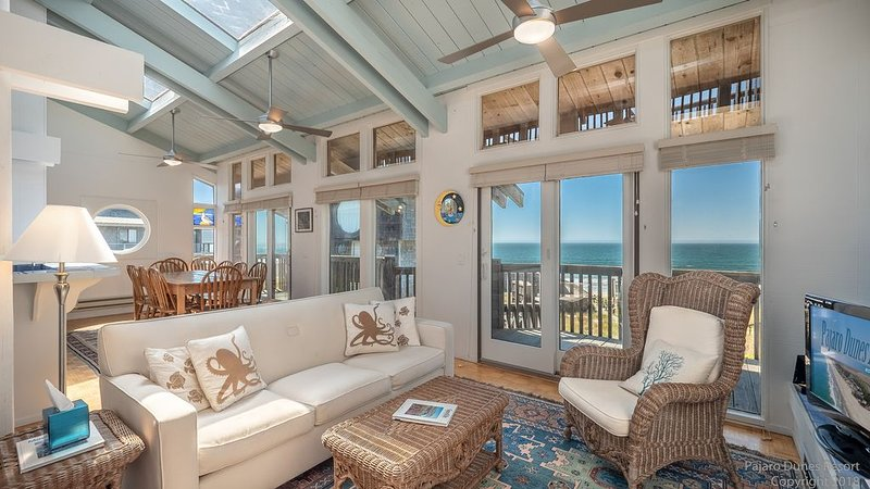 Pajaro Dunes Resort - Incredible Family Home Steps to the Beach!, casa vacanza a Watsonville