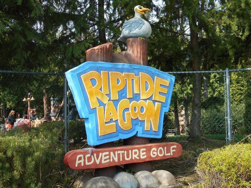 Mini Golf On Resort