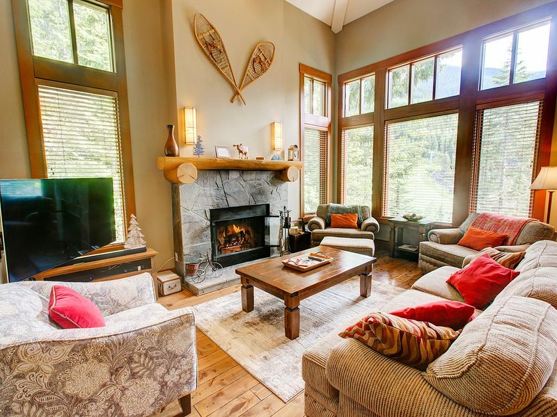 A beautiful condo and base for your Whistler adventures - winter or summer