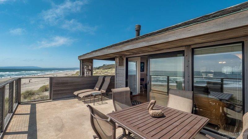 Pajaro Dunes Resort: Beautiful & Comfortable Ocean Front Townhouse, alquiler vacacional en Watsonville