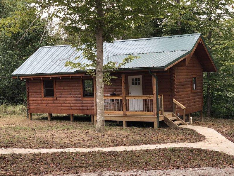 Cabin #3 Silverado Cabin Hocking Hills, aluguéis de temporada em South Bloomingville