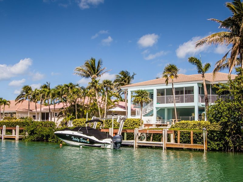 Now booking fall 2020! Private home with pool!!! 4 BD/3 BA Sleeps 10., holiday rental in Key Colony Beach