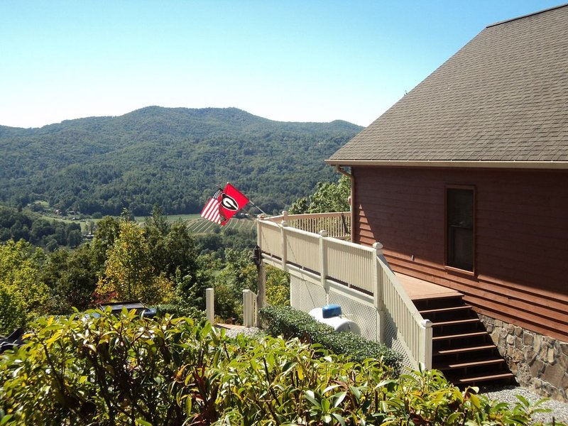 Country Relaxation in the Mountains, vacation rental in Rabun Gap