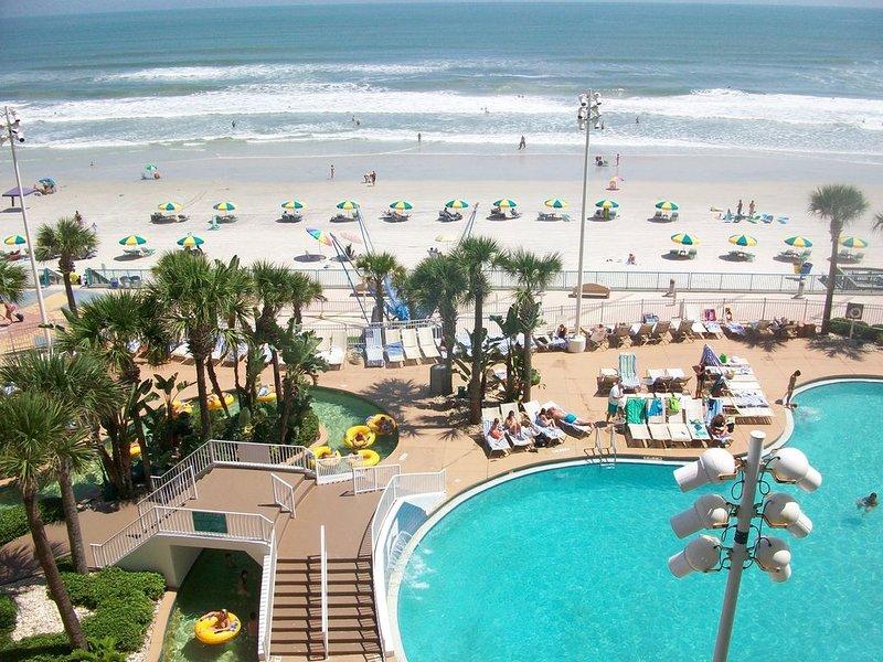 Ocean Walk Resort - Exquisite Oceanfront Condo, vacation rental in Daytona Beach