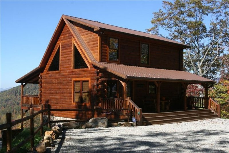 Dawson's Creek..Spectacular Smoky Mountain Views!!!, vacation rental in Bryson City