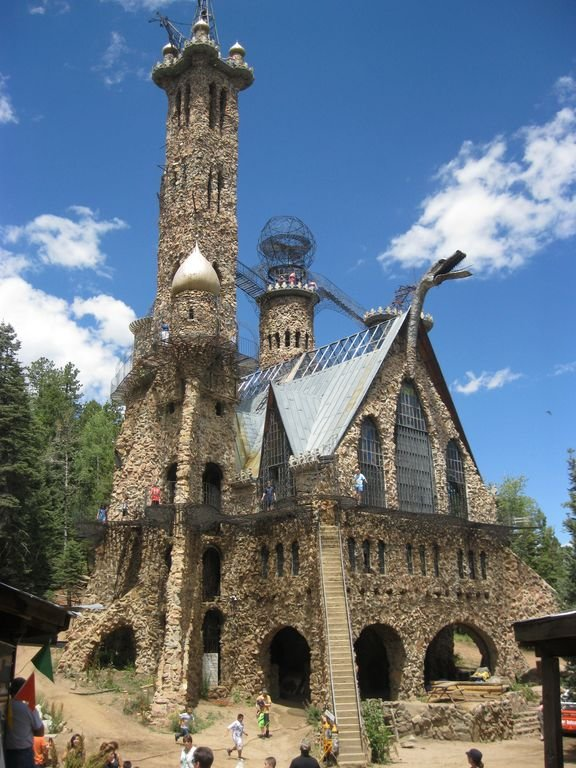 Bishop's Castle is only 40 beautiful minutes away!