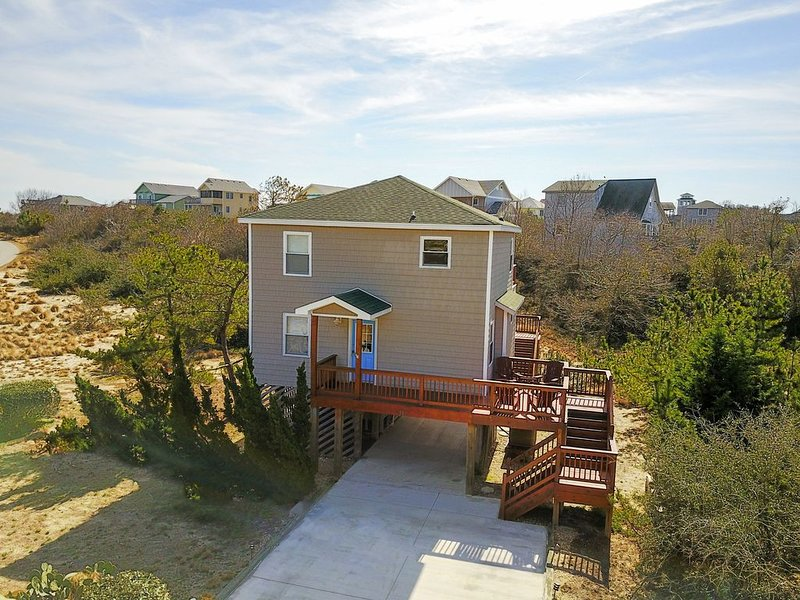 Comfy Oceanside Home. 65%+ of Our Guests Are Repeat Families!!, location de vacances à Kitty Hawk