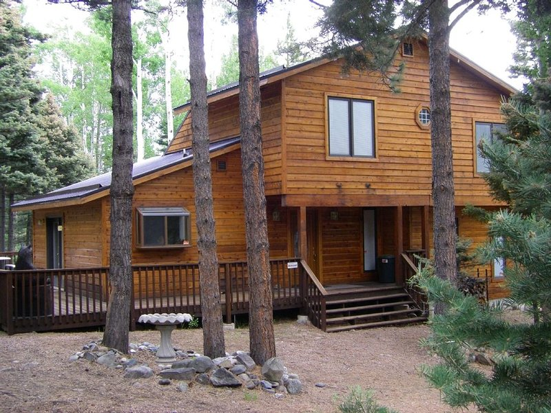 Venable cabin front view