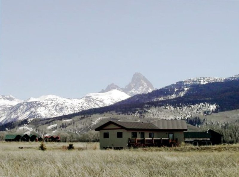No Better Time Then Summer Time in the Tetons...Let The Adventure Begin!, holiday rental in Driggs