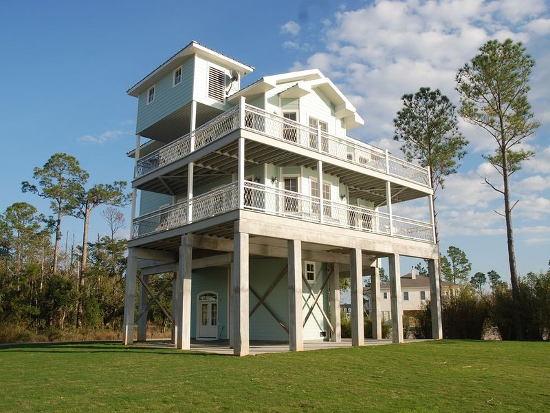 House On Bayou Mallini, holiday rental in Pass Christian