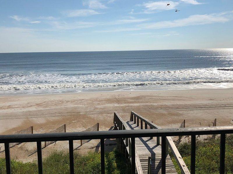 Oceanfront Luxury Condo - Wellness Retreat, holiday rental in Ponte Vedra Beach