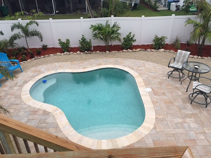 Brand New Pool and Patio