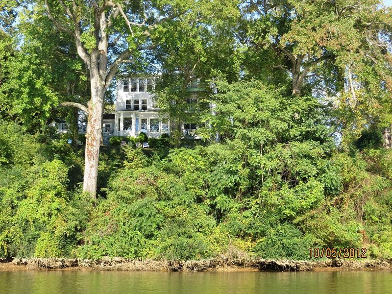 Tranquility on the River, holiday rental in Fredericksburg