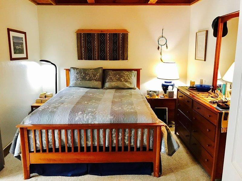 Cozy, Relaxing 2 Bedroom/2 Bath Condo at Northstar, alquiler de vacaciones en Truckee