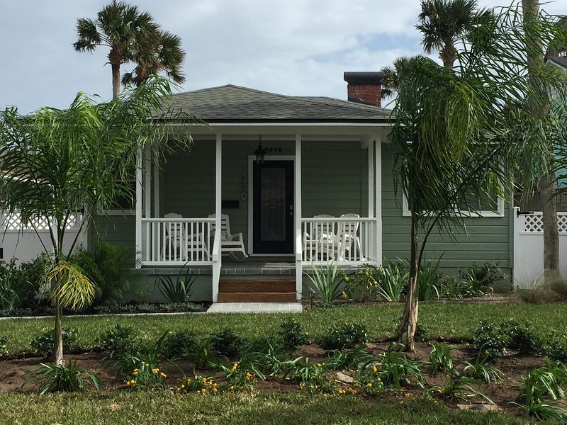 Jacksonville Beach Cottage, alquiler vacacional en Jacksonville Beach