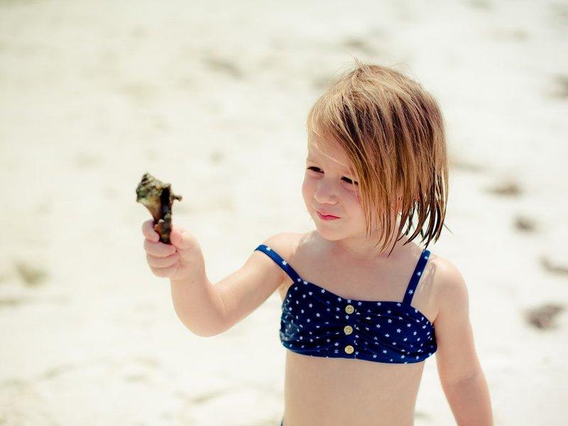 ¡A nuestros nietos les ENCANTA la playa!