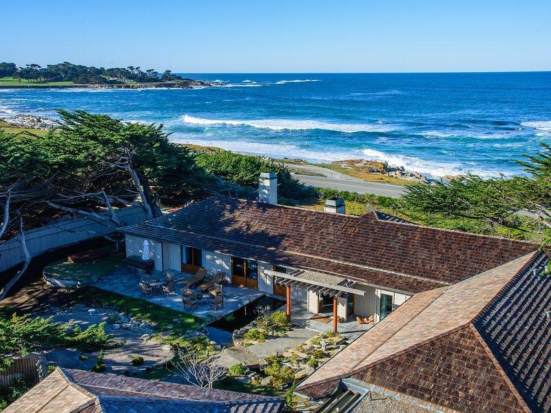 Japanese Inspired Setting On The California Coast, aluguéis de temporada em Pebble Beach