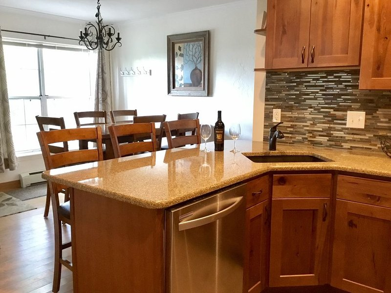 Gorgeous Townhome Totally Renovated with Amazing Views and Privacy, alquiler de vacaciones en Steamboat Springs
