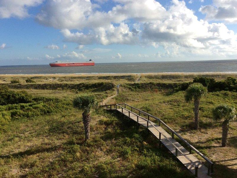 Best View On Tybee Island, vacation rental in Daufuskie Island